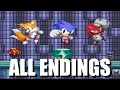 Sonic.exe Nightmare Beginning: All Endings