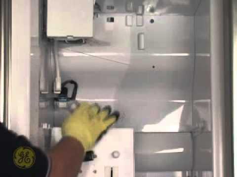 ge refrigerator technical service manual