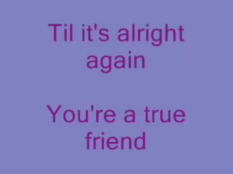 Miley Cyrus - True Friend song