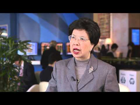 Dr. Margaret Chan, Director-General World Health Organization