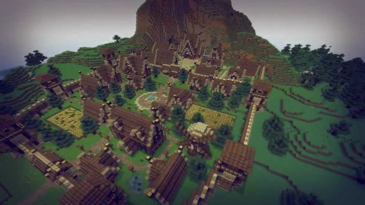 Minecraft Medieval City Download Minecraft - Medieval M...