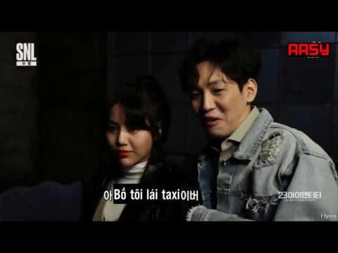 [Vietsub] [SNL Korea 9] SNSD Sooyoung in Jessi identity