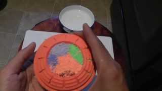 How To Make Clay Targets That Smoke When Shot (part 1