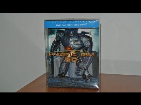 Pacific Rim - Batalha do Pacífico - Edição Limitada 'Monstro' (Blu-ray 3D + 2D)