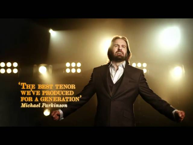 Alfie Boe 'ALFIE' TV Commercial