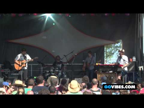 "ALO Performs ""Blew Out the Walls"" at Gathering of the Vibes 2012"