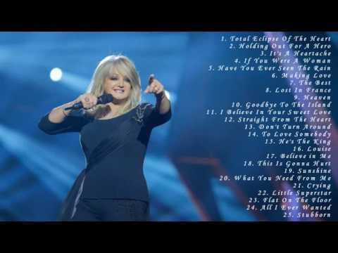Bonnie Tyler's Greatest Hits Full Album - Best Songs Of Bonnie Tyler