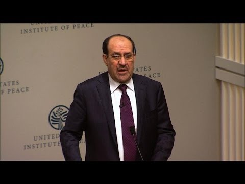 Iraqi PM al-Maliki calls for new war on terror on US visit
