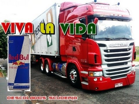 Especial Scania Highline  Equipada do Chinello
