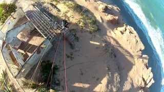 Brazilian Beach Paragliding