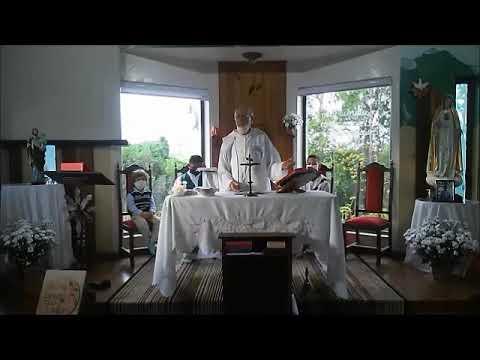 Santa Missa | 12.02.2021 | Sexta-feira | Padre José Sometti | ANSPAZ