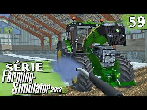 Farming Simulator 2013 - Lavando Tratores