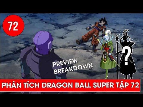 Phân tích Dragon Ball Super tập 72 : Người thuê Hit ám sát Goku - Preview Breakdown