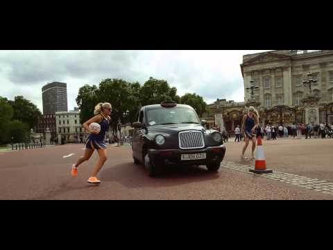 London Beach Rugby 2014 - Canary Wharf