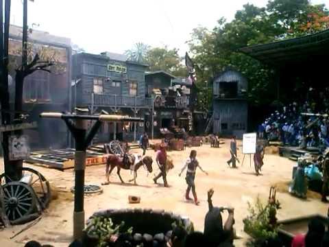 Xem biểu diễn Cao Bồi Miên Tây ở Bangkok - P2