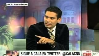 Martha Con Cala En CNN En Español
