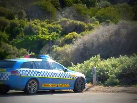 HOLDEN VE SS POLICE NSW  HIGHWAY PATROL