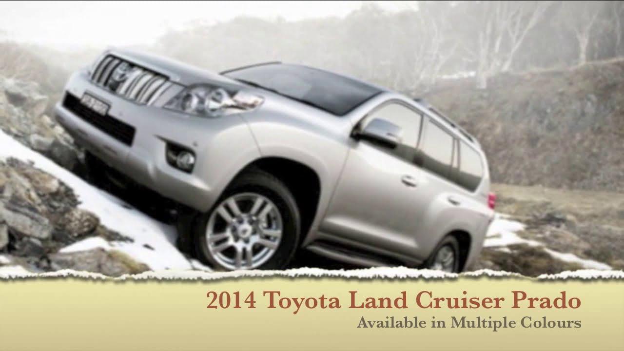2017 Toyota Land Cruiser redesign, prado   2016 / 2017 Best SUV