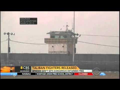 CBS: Afghanistan Releases 65 Taliban Prisoners
