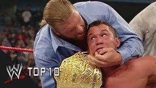 Splitsville - WWE Top 10