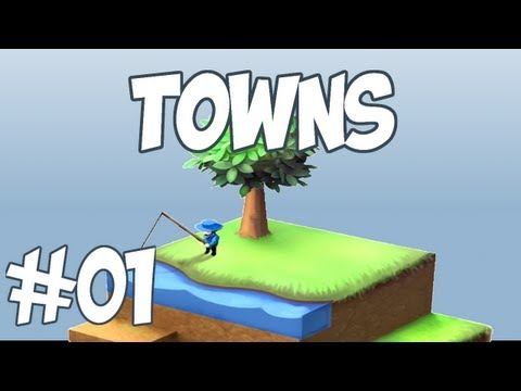 Towns - Part 1 - The Founding of Sipsville