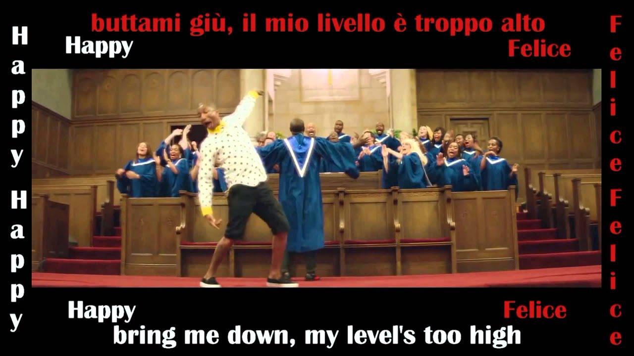 happy pharrell williams lyrics pdf