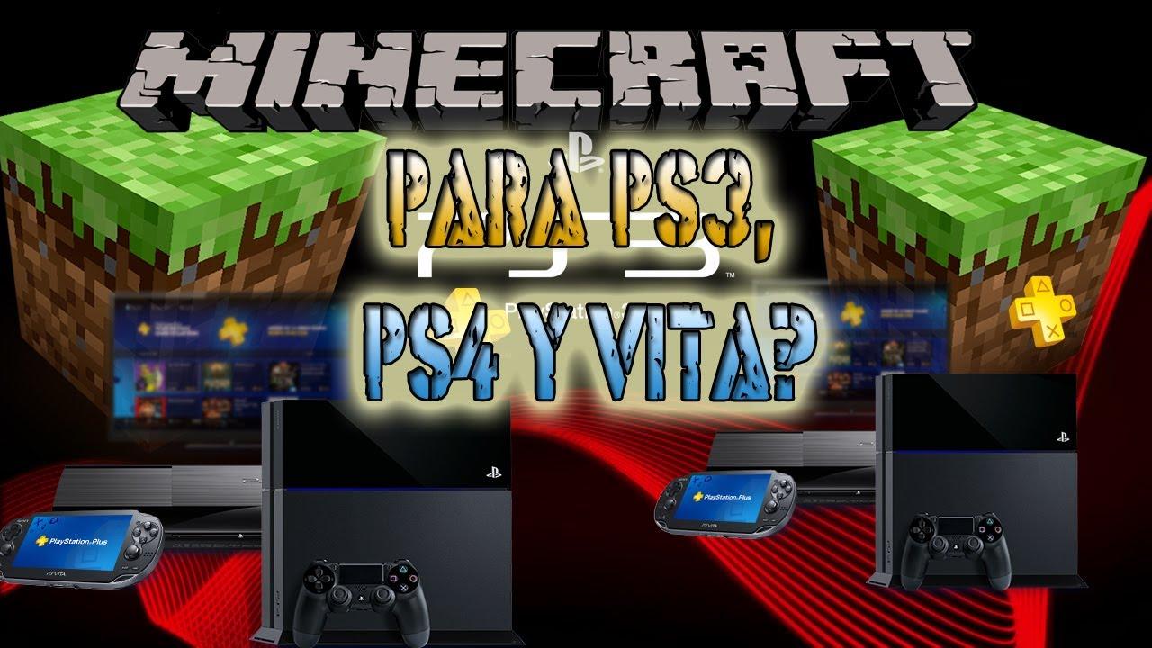Minecraft Para Ps Vita