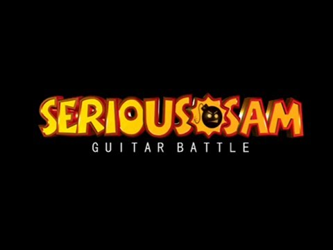 Serious Sam Guitar Battle