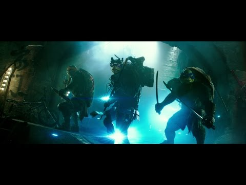 TEENAGE MUTANT NINJA TURTLES | Knock Knock Music Trailer | UK | Paramount