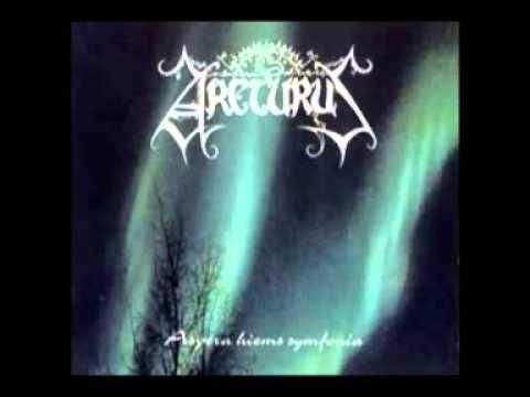 Arcturus - Aspera Hiems Symfonia [Full Album],