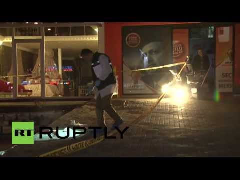 Turkey: Ruling party candidate gunned down in Istanbul