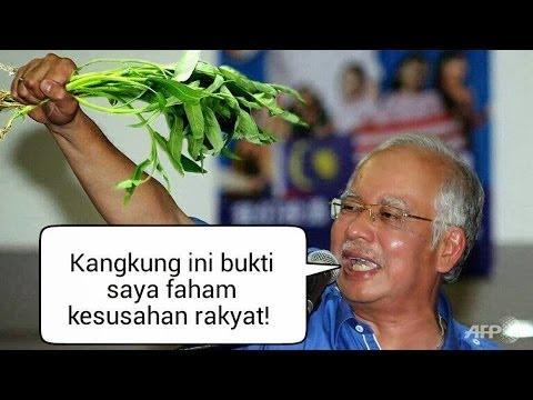 Kangkung Remix feat. Najib