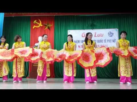 Đoàn tùng   múa Hồ CHí Minh đẹp nhất tên người