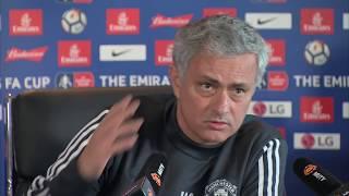 "Jose Mourinho's ""I am alive!"" rant   FULL VIDEO! 😲"