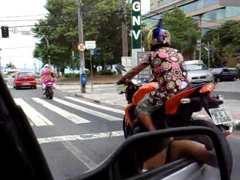 Novas gatinhas de motos