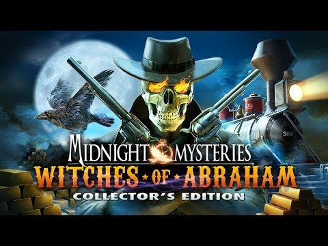 Midnight Mysteries: Witches of Abraham (Hidden Object Game)