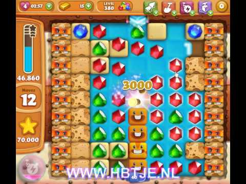 Diamond Digger Saga level 380