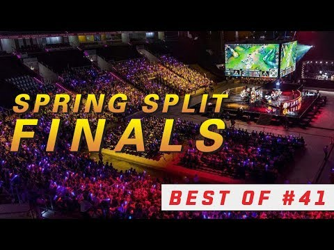 Best of LOL #41 - BEST OF FINALES LCS EU/NA, LCK