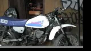 My 1992 Kawasaki KE100