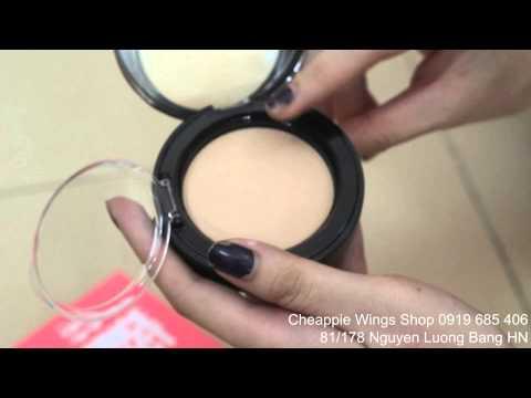 Review sản phẩm Ver22 Bounce Up Pact (phấn tươi) - Cheappie Wings Shop