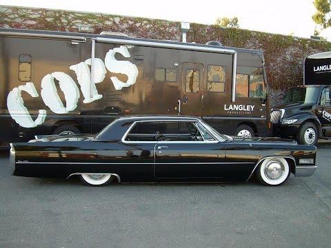 1966 Cadillac Deville Bagged Original Paint Interior