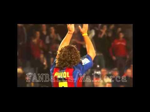 Carles Puyol El adiós del gran Capitán