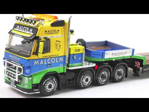 Model Truck World: Tekno W.H. Malcolm Ltd Volvo
