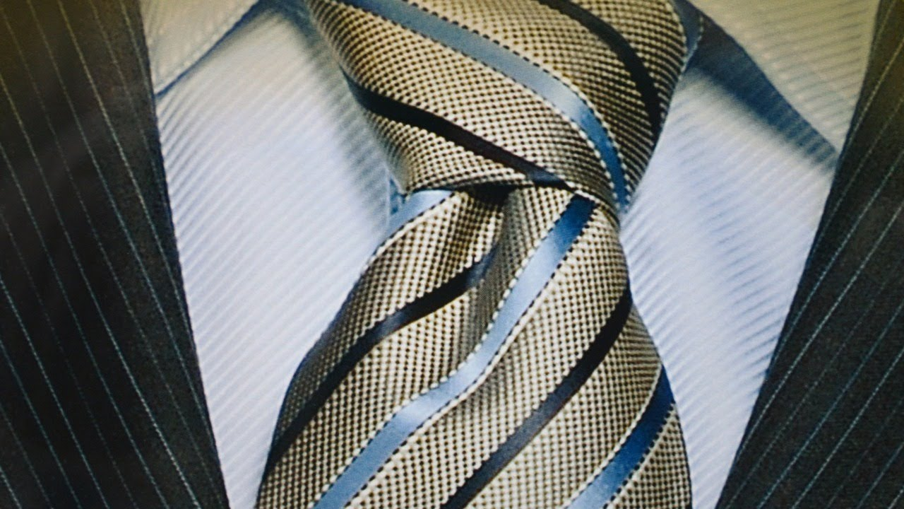 Como hacer un nudo de corbata paso a paso youtube for Pasos para hacer nudo de corbata