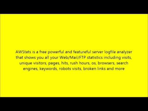 What is AWStats Software