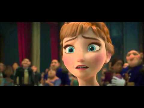 Frozen- Say something im giving up on you