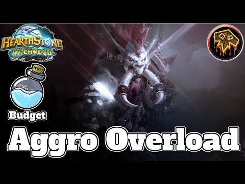 Budget Overload Aggro Shaman Witchwood | Hearthstone Guide How To Play