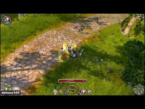Sacred 2: Fallen Angel Gameplay (PC HD)