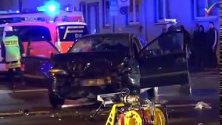 NRWspot.de | Hagen – Drei Schwerverletzte bei Verkehrsunfall auf der Körnerstraße