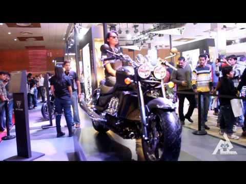 AUTO EXPO 2014 | SUPER BIKES-CAR-MOTOR-COMPONENTS SHOWCASED | GREATER NOIDA